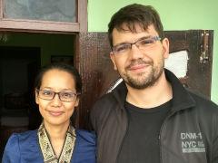 David Mallow et Ruth Marcasi