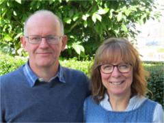 Colin et Alison Dudgeon