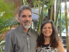 Thomas et Florence Steffen
